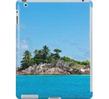 Island in the Indian ocean iPad Case/Skin