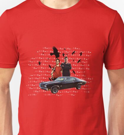 Supernatural 11 Unisex T-Shirt
