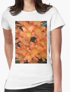 Clever Clivia Womens Fitted T-Shirt