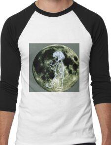 Walking on the moon. Men's Baseball ¾ T-Shirt