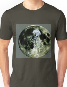 Walking on the moon. Unisex T-Shirt