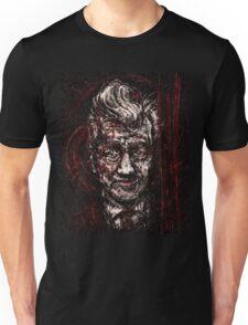 David Lynch portrait Unisex T-Shirt