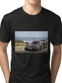 Carbon Fiber Enzo Tri-blend T-Shirt