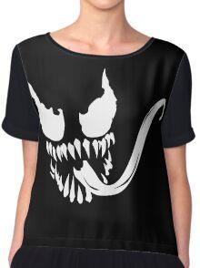 Venom face Chiffon Top