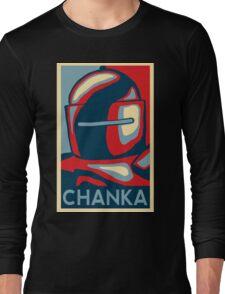 Make Chanka Great Again! Long Sleeve T-Shirt