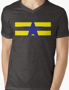 Browncoat/ Independents Flag Mens V-Neck T-Shirt