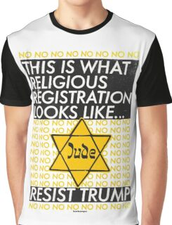 This Is What Religious Registration Looks Like Graphic T-Shirt