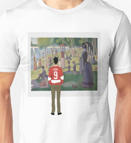 Cameron Frye - art exhibit Unisex T-Shirt
