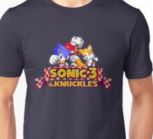 Sonic 3 (& Knuckles) Unisex T-Shirt