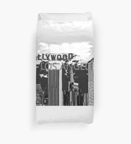 Los Angeles Duvet Cover Duvet Cover