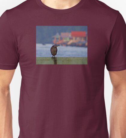 COLOURS OF THE WATERVILLAGE Unisex T-Shirt
