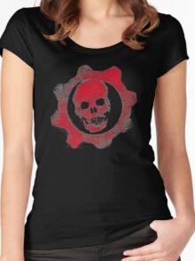 Gears of WAR Women's Fitted Scoop T-Shirt
