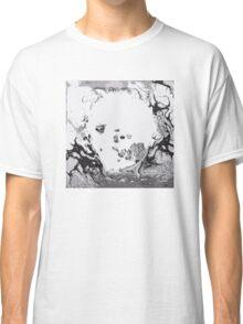 Radiohead A Moon Shaped Pool Album Artwork Stylized Classic T-Shirt