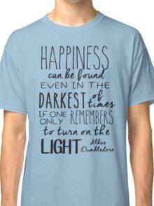 Turn on the Light Classic T-Shirt