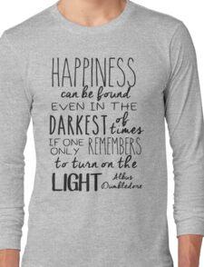 Turn on the Light Long Sleeve T-Shirt