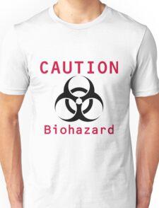 Caution Biohazard Unisex T-Shirt
