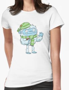 Eisbock Beer Monster Womens Fitted T-Shirt