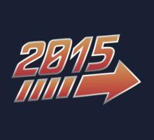 2015 Logo Baby Tee