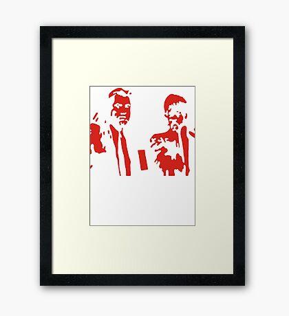 vincent , jules Framed Print