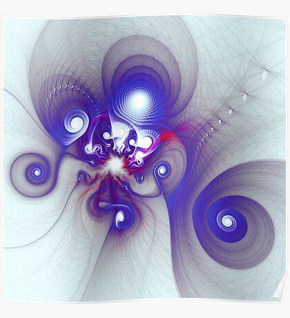 Mutant Octopus Poster