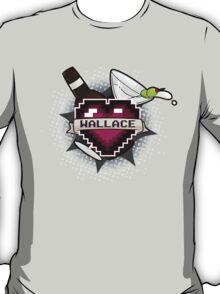 Heart Crest-Wallace T-Shirt
