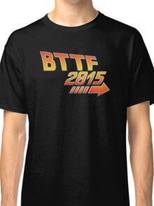 Back to the future 2015 Logo Classic T-Shirt