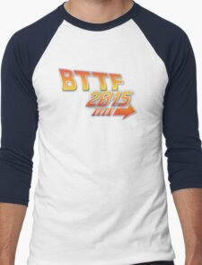 Back to the future 2015 Logo T-Shirt