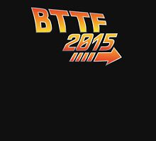 Back to the future 2015 Logo Unisex T-Shirt