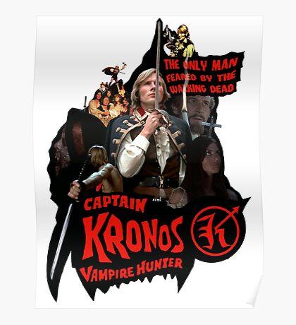 Captain Kronos: Vampire Hunter Poster