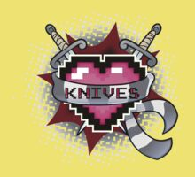 Heart Crest - Knives  Kids Clothes