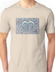 Aries Doodled Unisex T-Shirt