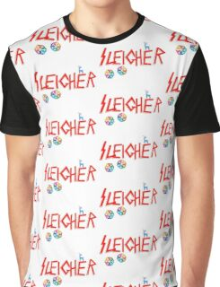 Slayer ooops I mean Sleigher!  Graphic T-Shirt