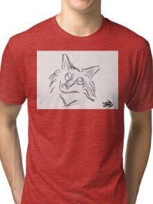 Good Doggie - FHD  Tri-blend T-Shirt