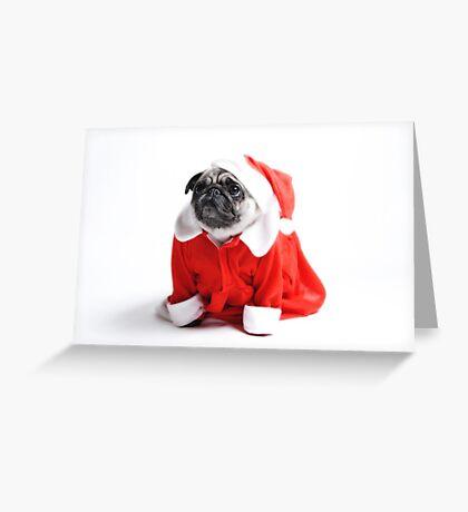 Santa Honey Greeting Card
