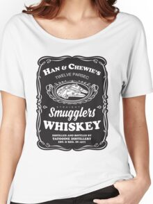 Han & Chewie's Whiskey Women's Relaxed Fit T-Shirt