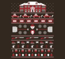Merry Xmas You Filthy Animal by Teo Zirinis