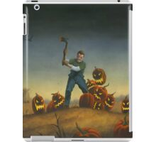 Night of the Jack-O-Laterns iPad Case/Skin