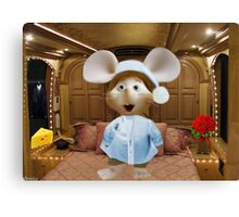 *•.¸♥♥¸.•*MY FAVORITE CHILDHOOD MOUSE TOPO GIGIO PICTURE,PILLOW AND OR TOTE BAG *•.¸♥♥¸.•* Canvas Print