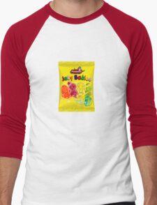 Jelly Doctors Men's Baseball ¾ T-Shirt