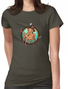 Trainee Mutant Womens Fitted T-Shirt