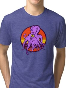 Pink Mutant Tri-blend T-Shirt