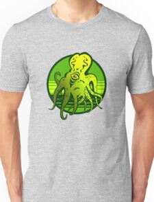Green Mutant Unisex T-Shirt