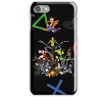 20 years of Playstation iPhone Case/Skin