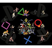 20 years of Playstation Photographic Print