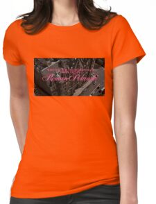 Rosemary's Baby OPENING TITLE - Roman Polanski Womens Fitted T-Shirt