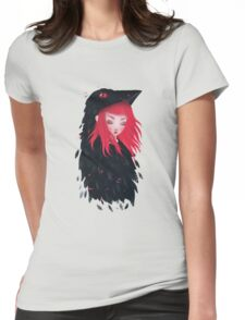 Make-believe Womens Fitted T-Shirt