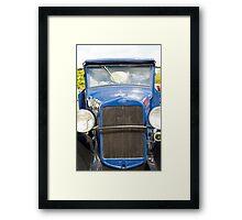 1935 Ford dropside truck Framed Print