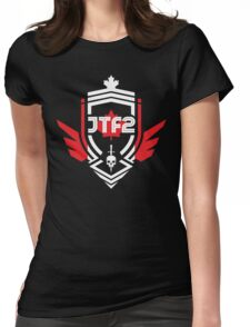 JTF2 - Canadian Skin Womens Fitted T-Shirt
