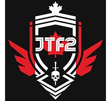 JTF2 - Canadian Skin Photographic Print