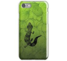 Leopard Gecko Design iPhone Case/Skin